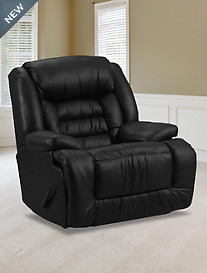 Lane® Furniture Victory Leather Rocker Recliner