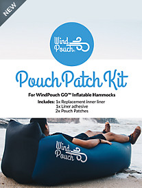WindPouch® GO™ Pouch Patch Kit