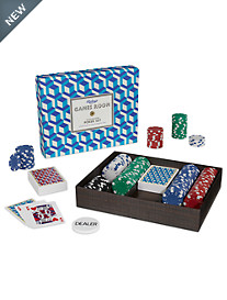 Wild & Wolf Ridley's® Games Room™ Texas Hold 'Em Poker Set