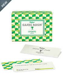 Wild & Wolf Ridley's® Games Room™ Sports Quiz