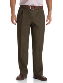 Bruno Saint Hilaire® Pleated Dress Trousers
