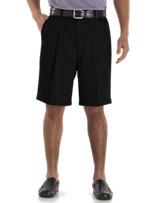 Cutter & Buck® Wrinkle-Free Twill Shorts