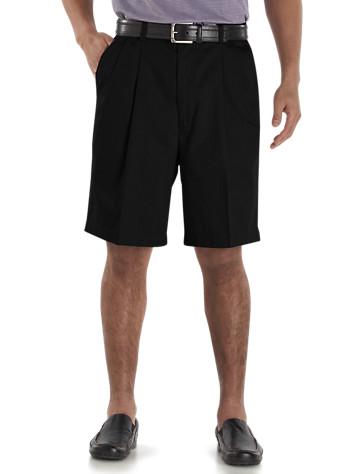 Cutter & Buck® Wrinkle-Free Twill Shorts - $80.00