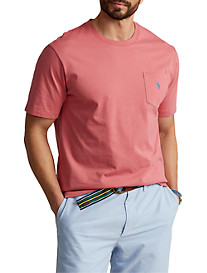 Polo Ralph Lauren® Jersey Pocket Tee