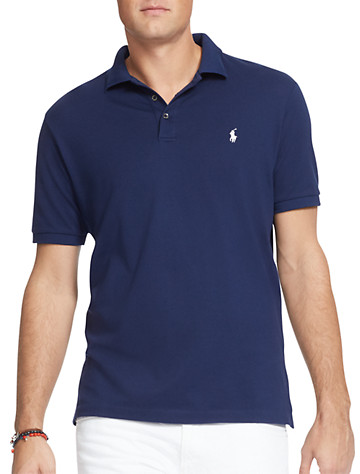Polo Ralph Lauren® Mercerized Piqué Polo