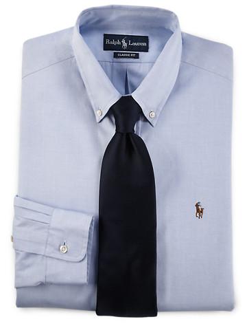Polo Ralph Lauren® Pinpoint Oxford Dress Shirt