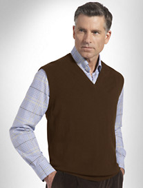Brown Sweaters & Vests from Destination XL