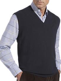 John Laing Cashmere Sweater Vest