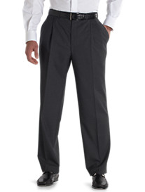 Jack Victor Nanoperformance® Double-Pleat Dress Trousers