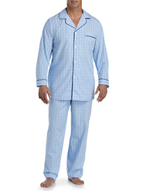 Rochester Plaid Cotton Pajamas