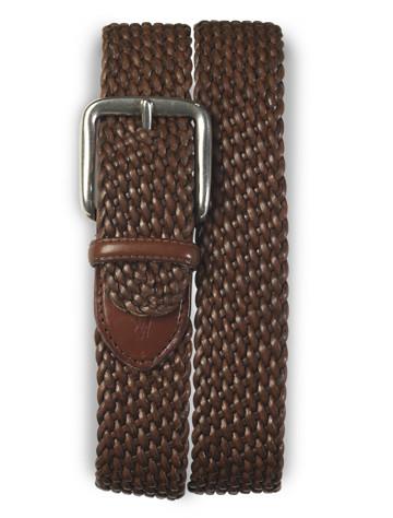Polo Ralph Lauren® Savannah Braided Belt - ( Belts & Suspenders )