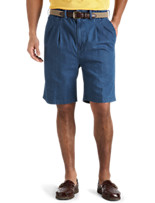 Creekwood® Elastic-Waist Twill Shorts