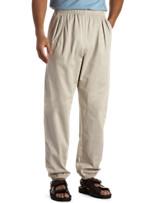 Cotton Twill Beach Pants