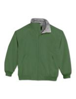 Harbor Bay® Fleece-Lined Nylon Squall Jacket