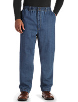 Harbor Bay® Full Elastic Jean
