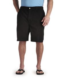 Harbor Bay® Elastic-Waist Denim Shorts