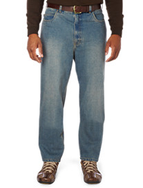 Harbor Bay® Loose-Fit Denim Jeans