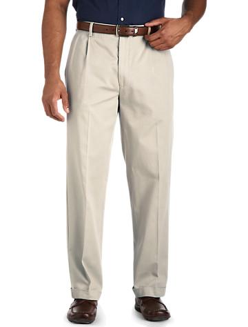 Nautica® Wakefield Pleated Twill Pants
