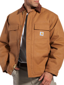 Carhartt® Traditional Duck Arctic Quilt-Lined Coat