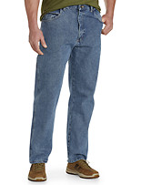 Wrangler® Rugged Wear® Relaxed-Fit Jeans