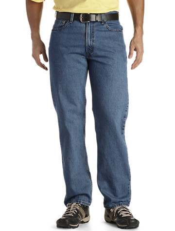 Dark Stonewash Pants Under 60