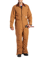 Carhartt® Quilt-Lined Duck Coveralls