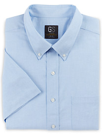 Gold Series Neck-Relaxer® Oxford Dress Shirt