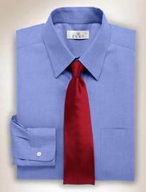 Enro® Non-Iron Pinpoint Oxford Dress Shirt