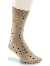 Harbor Bay® Patterned Extra-Wide Socks
