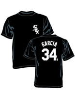 MLB Name And Number Tee