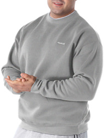 Reebok Fleece Crewneck Sweatshirt