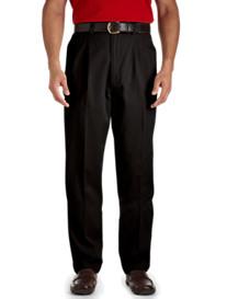 Canyon Ridge® Waist-Relaxer® Pleated Twill Pants