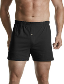 Harbor Bay® 2-pk Knit Boxers