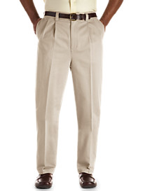 Oak Hill™ Premium Pleated Twill Pants