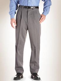 Gold Series Pleated Gabardine Pants