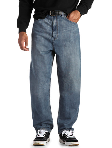 True Nation® Loose-Fit Jeans