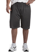 Reebok PlayDry® Jersey Mesh Shorts