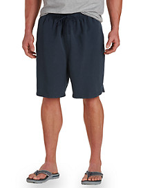 Harbor Bay® Microfiber Swim Trunks