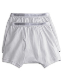 Harbor Bay® 2-pk Color Boxer Briefs