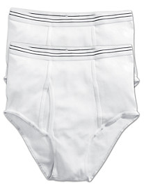 Harbor Bay® 2-pk Briefs