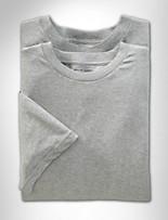 Harbor Bay® 2-pk Color Crewneck T-Shirts
