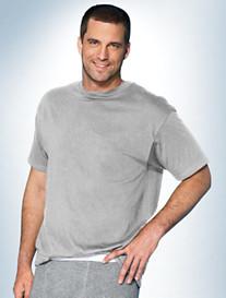 2-pk Solid Crewneck T-Shirt