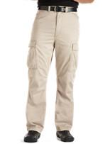 Broken-In Cargo Pants