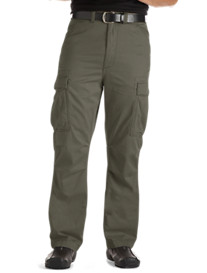 Broken-In Cargo Pants