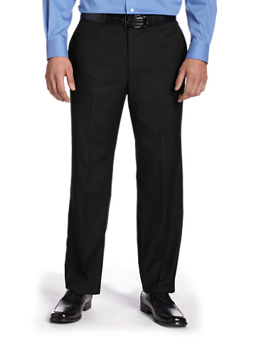 Mens Polyester Dress Pants from Destination XL