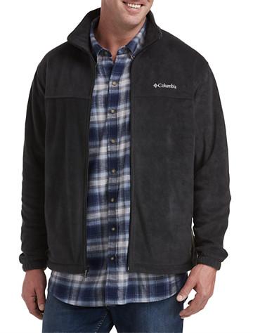 Navy Fleece & Sweatshirts by Columbia®