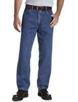 Wrangler® Relaxed-Fit Stretch Jeans