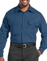 Carhartt® Long-Sleeve Twill Work Shirt
