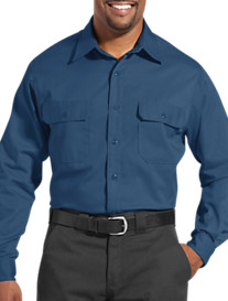 Carhartt® Long-Sleeve Twill Work Shirt