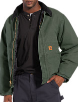 Carhartt® Arctic Quilt-Lined Sandstone Traditional Jacket